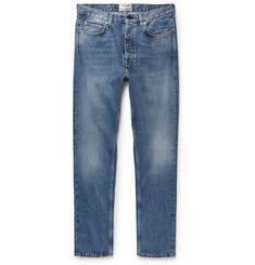 Acne Studios Van Stonewashed Denim Jeans