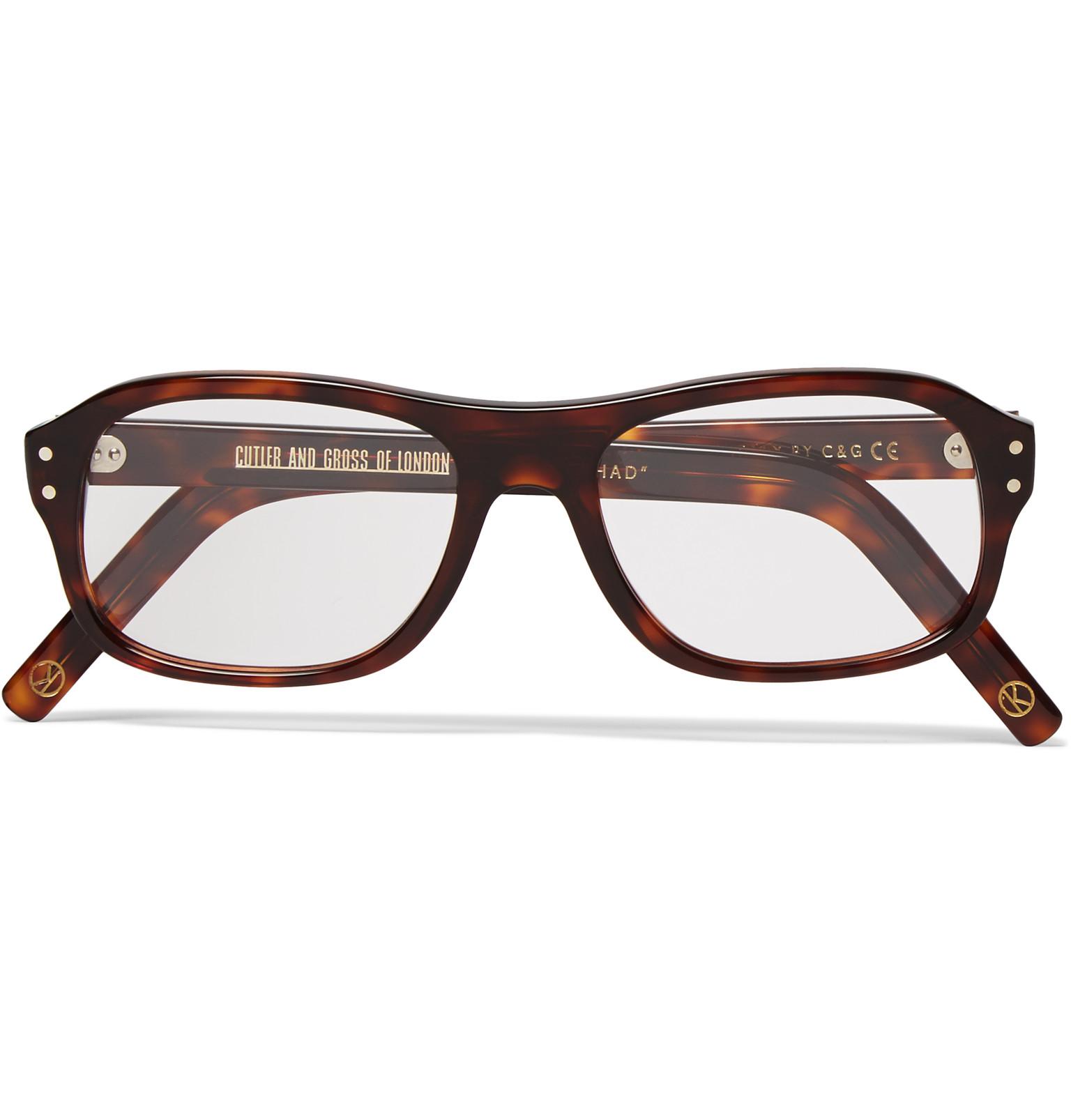 Cutler Gross Glasses