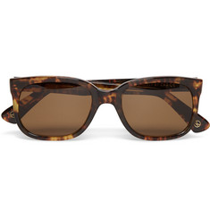 Kingsman + Cutler and Gross Square-Frame Acetate Sunglasses