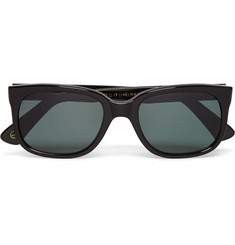 Kingsman + Cutler & Gross Square-Frame Acetate Sunglasses