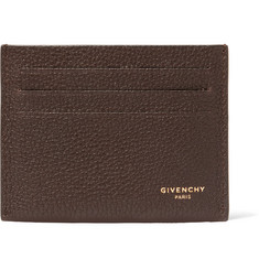 Givenchy - Full-Grain Leather Cardholder