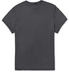 Haider Ackermann Cotton-Jersey T-Shirt