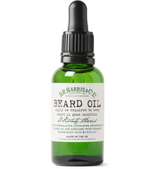 D R Harris Beard Oil, 30ml