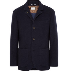 Brunello Cucinelli Slim-Fit Double-Faced Cashmere Jacket