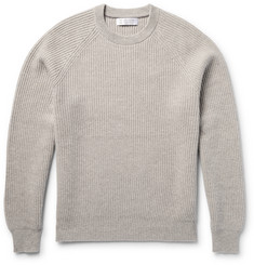 Brunello Cucinelli - Ribbed Cashmere Sweater