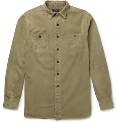 Polo Ralph Lauren Herringbone Cotton Shirt