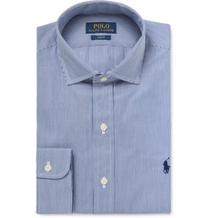 Polo Ralph Lauren - Slim-Fit Striped Cotton Shirt