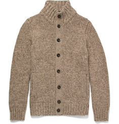 Incotex Wool and Yak-Blend Cardigan