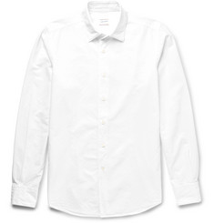 Incotex Kurt Slim-Fit Cotton-Dobby Shirt