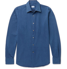 Incotex Kurt Slim-Fit Denim Shirt
