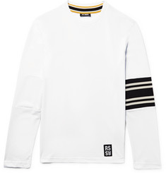 Raf Simons Striped Cotton-Jersey T-Shirt