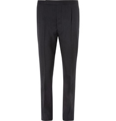 Raf Simons Slim-Fit Virgin Wool Trousers