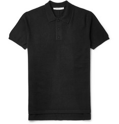Givenchy Columbian-Fit Cashmere Polo Shirt