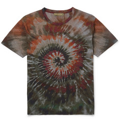 Valentino Slim-Fit Tie-Dyed Cotton-Jersey T-Shirt