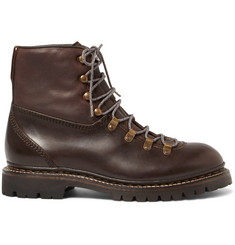 Rag & bone Leather Hiking Boots