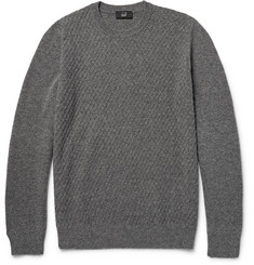 Dunhill Textured Wool Sweater