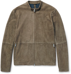 Theory - Arvid Suede Jacket