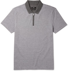 Hugo Boss Polston Cotton-Piqué Polo Shirt