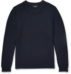 Helbers Ribbed Wool Sweater