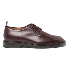 Helbers - Leather Derby Shoes