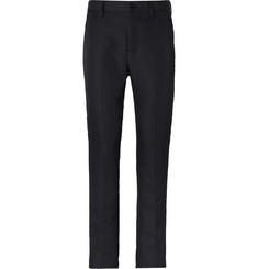 Sacai Slim-Fit Twill Trousers
