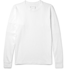 Sacai Slim-Fit Cotton T-Shirt