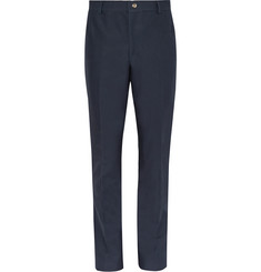 Thom Browne - Slim-Fit Cotton-Twill Chinos