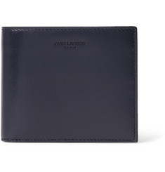 Saint Laurent Leather Billfold Wallet