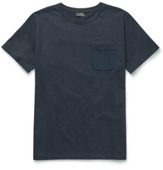 A.P.C. Slim-Fit Cotton-Jersey T-Shirt