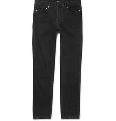 A.P.C. Low Petit Standard Slim-Fit Washed-Denim Jeans