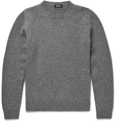 A.P.C. Wool-Blend Sweater