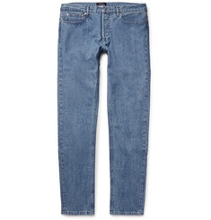 A.P.C. Petit New Standard Washed-Denim Jeans