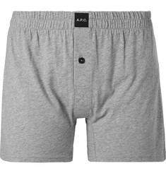 A.P.C. Cotton Boxer Shorts