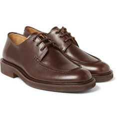 A.P.C. - Split-Toe Leather Derby Shoes