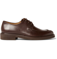 A.P.C. Split-Toe Leather Derby Shoes