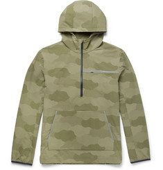 A.P.C. - + Outdoor Voices Camouflage-Print Ripstop Hooded Jacket