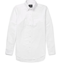 Drake's Button-Down Collar Cotton-Oxford Shirt