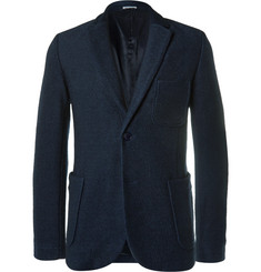 Blue Blue Japan Blue Slim-Fit Cotton-Twill Blazer