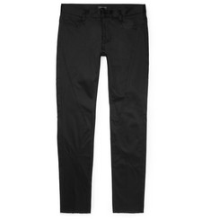 Undercover Skinny-Fit Seam-Detailed Denim Jeans