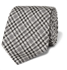 Tom Ford - 8cm Checked Silk Tie