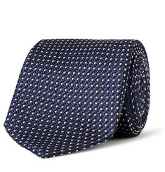 TOM FORD - 7cm Silk-Jacquard Tie