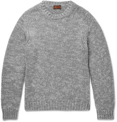 Tod's Vanise Mélange Cashmere Sweater