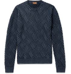 Tod's - Textured Merino Wool Sweater