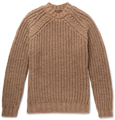 Tod's Alpaca, Silk and Merino Wool-Blend Sweater
