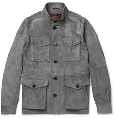 Tod's - Iconic Suede Field Jacket