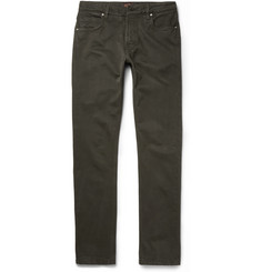 Tod's Slim-Fit Washed-Denim Jeans