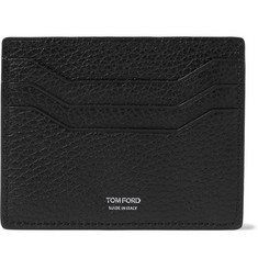 Tom Ford Full-Grain Leather Cardholder