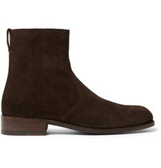 TOM FORD Wilson Suede Boots