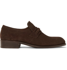 TOM FORD Wilson Suede Loafers