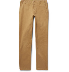 Richard James Cotton-Twill Trousers